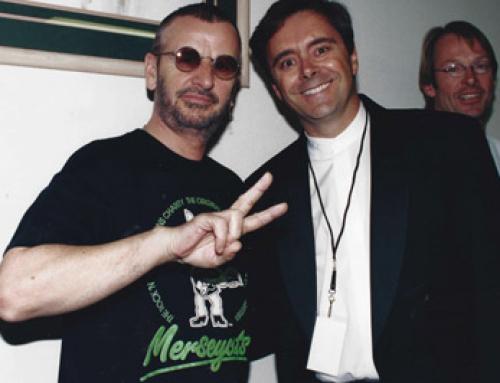 Ringo Starr Birthday Interviews