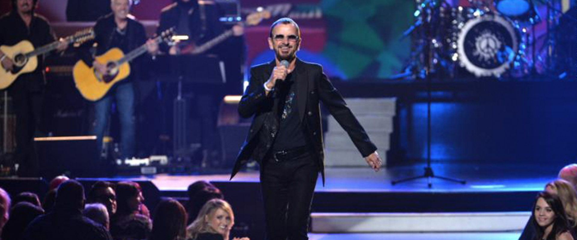 Ringo Starr – Here's to the Nights