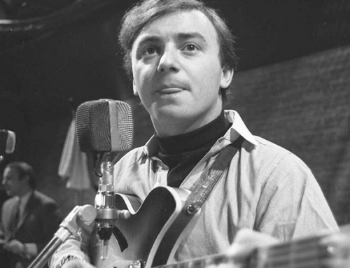 Remembering Gerry Marsden