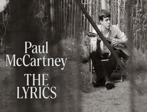 Paul's New Book: Lyrics Tell His Story
