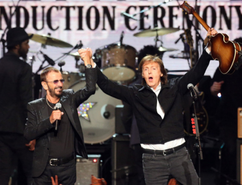 Ringo Interview by Joe Johnson