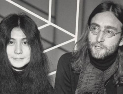 Yoko Bio Due from Lennon Friend David Sheff