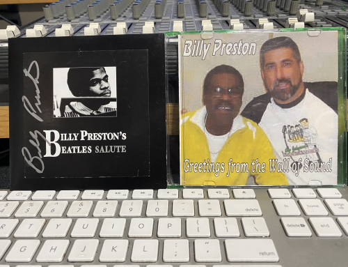 Billy Preston Interview & Songs