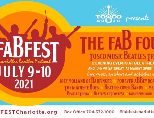 FabFest  GETS BACK TO Charlotte