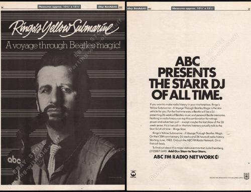 Ringo Starr's Yellow Submarine Show 3