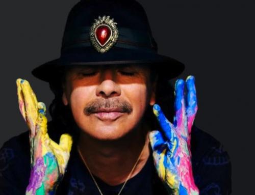 Carlos Santana Beatle Brunch intv