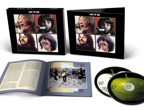 New Remixes from Let it Be – Beatles