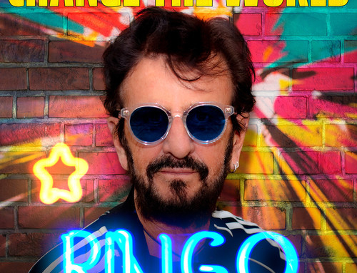 """Ringo's EP """"Change the World"""" – OUT NOW!"""